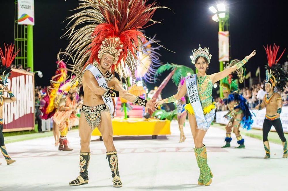 Resultado de imagen para El carnaval en tiempos de coronavirus en corrientes